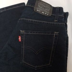 Levi's for boys 14 reg NWOT never worn